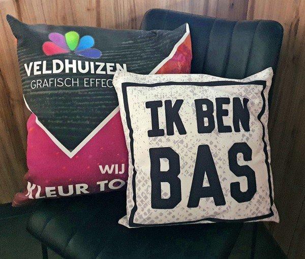 Sierkussens - Veldhuizen Grafisch Effect - Barneveld