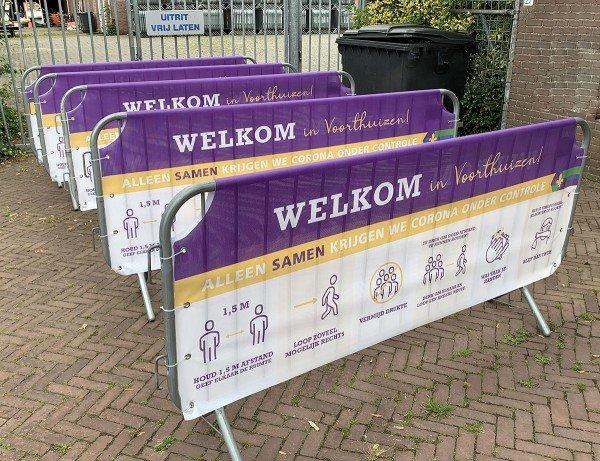 Spandoeken - Veldhuizen Grafisch Effect - Barneveld