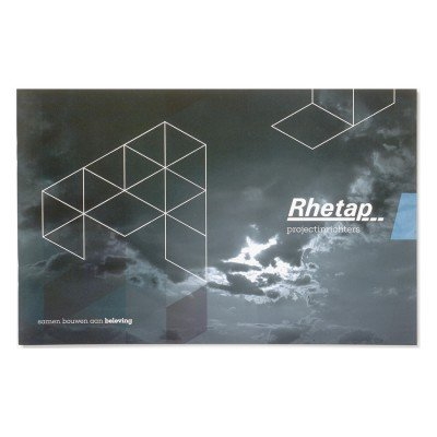 Brochure A4 liggend