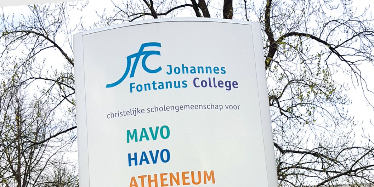 Johannes Fontanus College Zuil