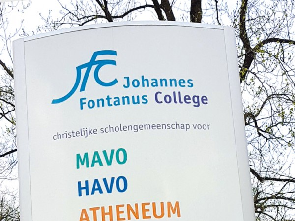Johannes Fontanus College Zuil